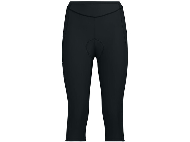 VAUDE Advanced IV 3/4 Pants Women, black